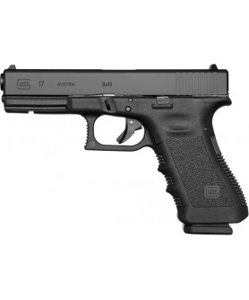 Glock 17 Gen3. 9x19
