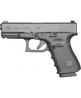 Glock 19 Gen4. 9x19