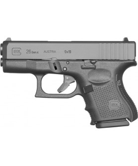 Glock 26 Gen4, 9x19