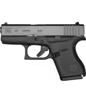 Glock 43. 9x19
