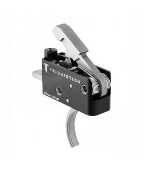 TriggerTech spúšť - TT-AR-15 w/ Adj Curved Lever 2-5lbs