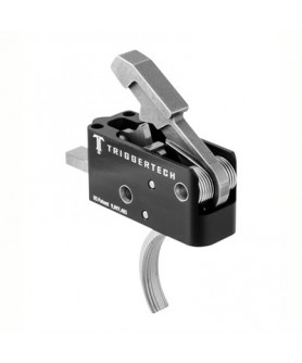 TriggerTech spúšť - TT-AR-15 Curved Lever Fixed Competition at ~3.5 lbs